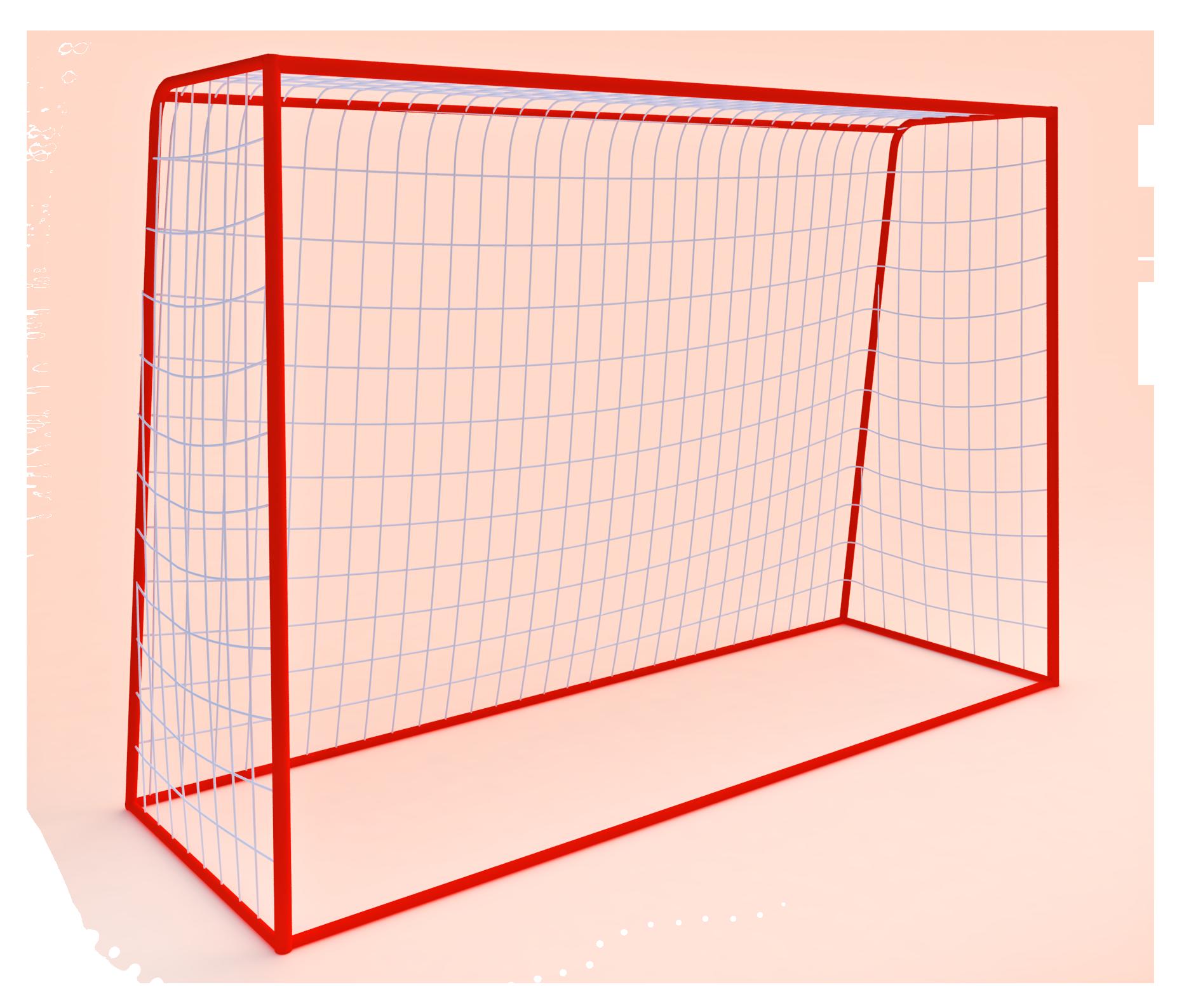 Сплести сетку для футбольных ворот своими руками