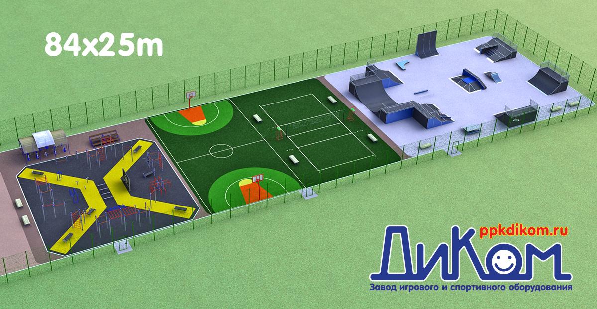 Тендер на строительство гимнастической площадки в селе таранай объявлен 16 июня отделом капитального строительства
